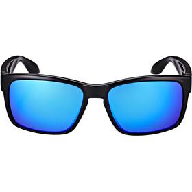 Rudy Project Spinhawk Slim Glasses Black Gloss/Multilaser Blue